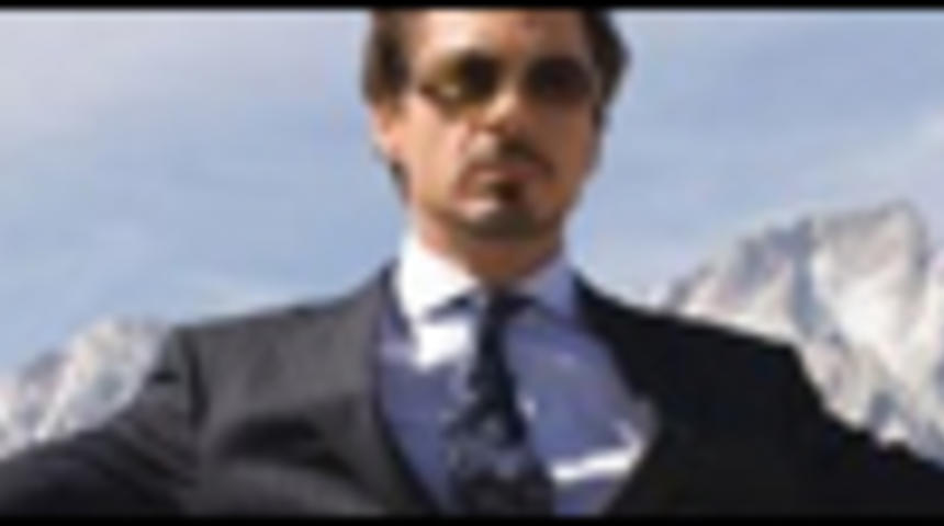 Robert Downey Jr. et Reese Witherspoon dans un film de science-fiction
