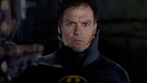 Michael Keaton endossera à nouveau le costume de Batman