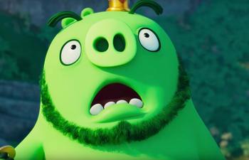 Découvrez la bande-annonce amusante de The Angry Birds Movie 2