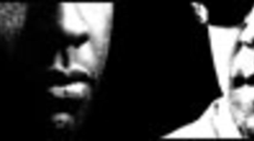 Affiche en français du film Gangster américain