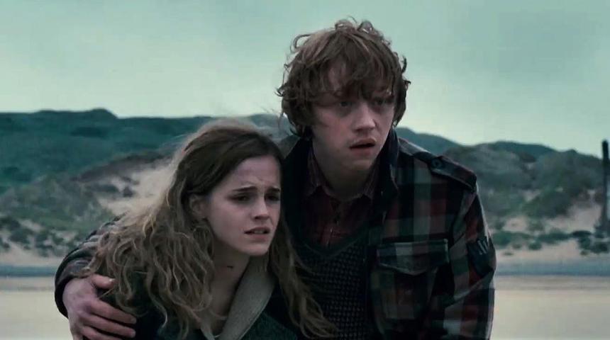 Bande-annonce en français du film Harry Potter et les reliques de la mort