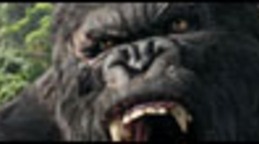 Box-office nord-américain : King Kong domine