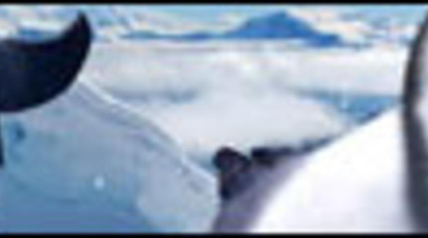 Box-office nord-américain : Rien à faire pour chasser les pingouins