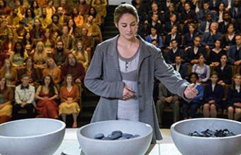Début du tournage de Insurgent à Atlanta