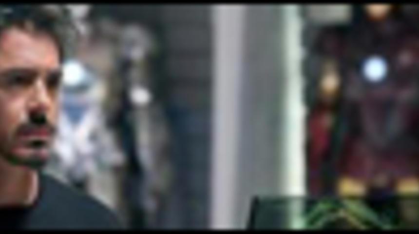 Première image du film Iron Man 2