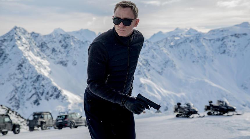 Box-office québécois : 007 Spectre surclasse la compétition