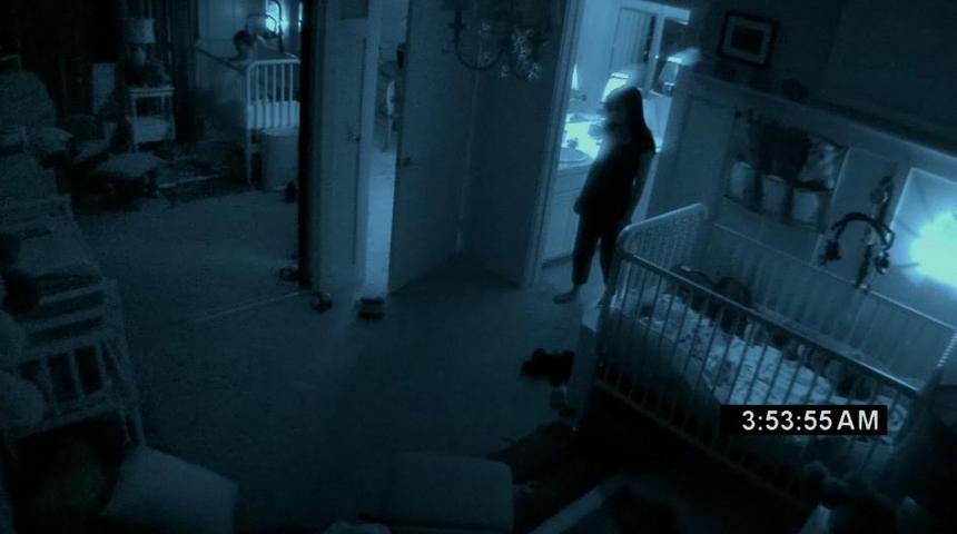 Pré-bande-annonce de Paranormal Activity 2
