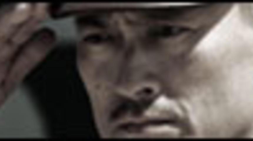 Des images et l'affiche de Letters from Iwo Jima d'Eastwood