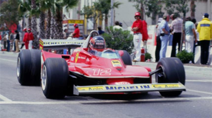 Un scénario sur la vie de Gilles Villeneuve présentement en chantier