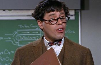 Un nouveau Nutty Professor en développement