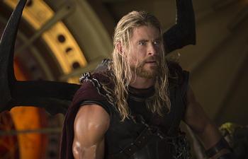Box-office québécois : Thor : Ragnarok se hisse au premier rang
