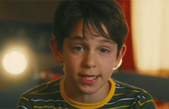 Deux extraits du film Diary of a Wimpy Kid