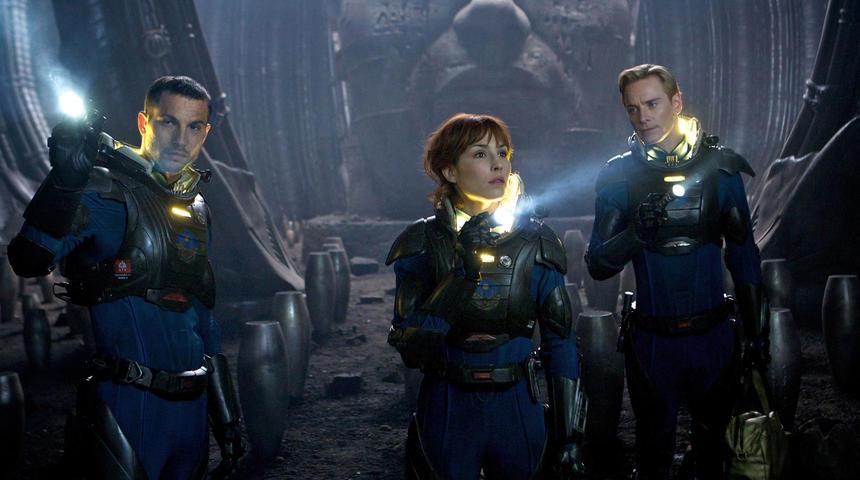 Début du tournage de Alien: Covenant, la suite de Prometheus