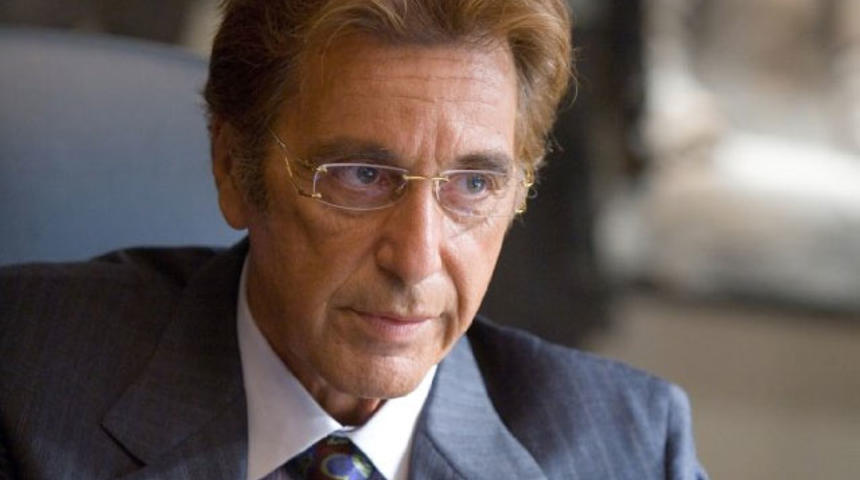 Al Pacino rejoint la distribution d'Arbitrage