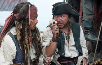 Début du tournage de Pirates of the Caribbean 5 en Australie