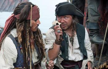 Début du tournage de Pirates of the Caribbean 5 en Australie