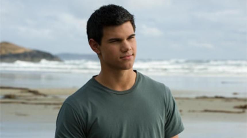 Taylor Lautner dans un film de Gus Van Sant