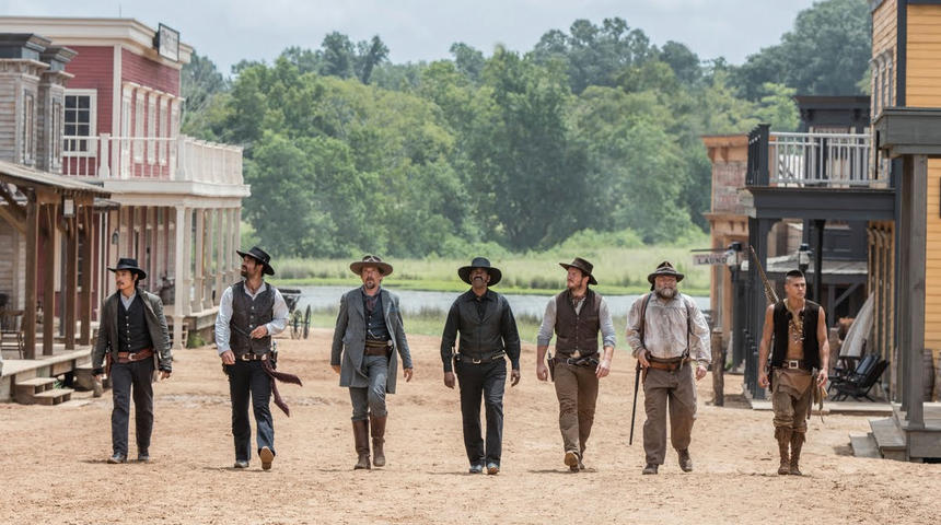 Sorties Blu-Ray et DVD : The Magnificent Seven