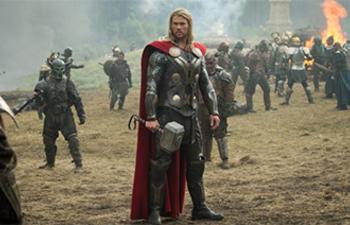 Box-office nord-américain : Thor: The Dark World récolte 86 millions $