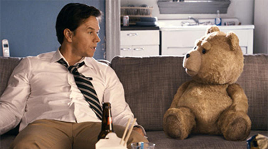 Oscars 2013 : Mark Wahlberg fera une apparition avec Ted