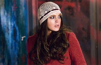 Lindsay Lohan jouera dans une comédie romantique de Noël