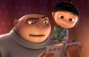 Box-office nord-américain : Despicable Me s'empare du premier rang