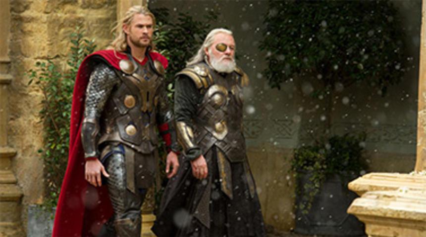 Box-office québécois : Thor: Un monde obscur prend la tête avec 1 218 188 $