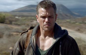 Découvrez la bande-annonce de Jason Bourne avec Matt Damon