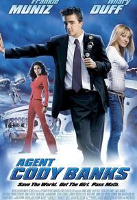 L'agent Cody Banks