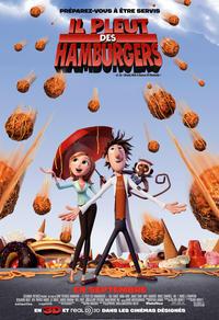 Il pleut des hamburgers - 3D
