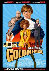 Austin Powers contre l'homme au membre d'or