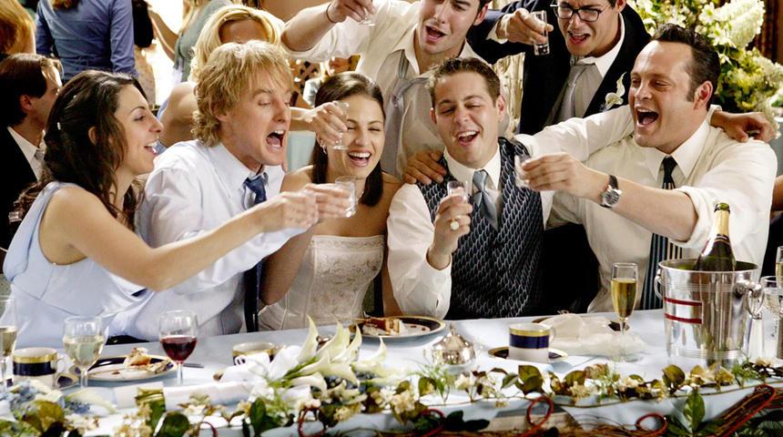 Nous aurons un Wedding Crasher 2