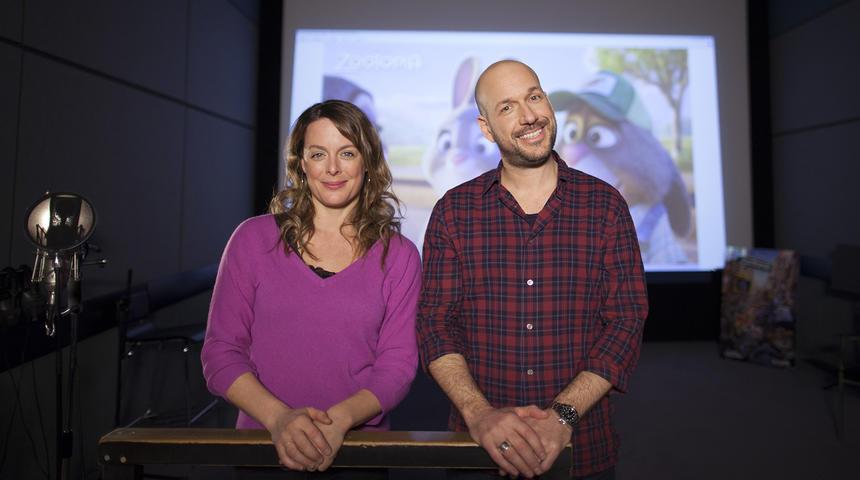Martin Matte et Julie LeBreton prêteront leurs voix au film Zootopia