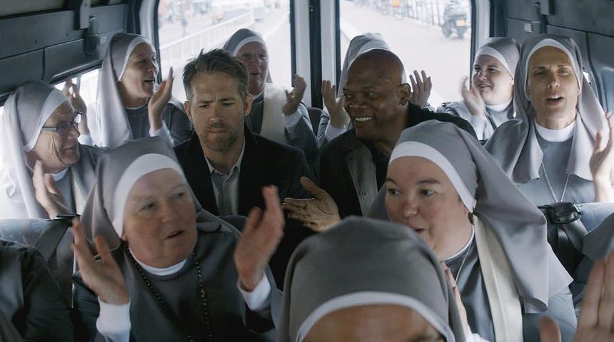 Box-office nord-américain : Un 2e week-end au sommet pour The Hitman's Bodyguard