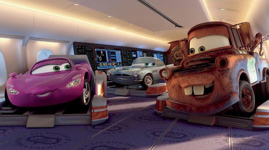 Nouveautés : Cars 2