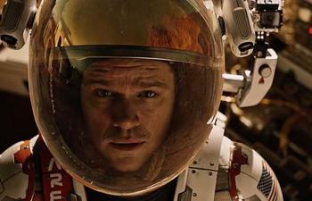 Intense bande-annonce pour The Martian