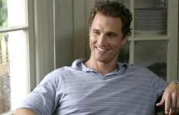 Matthew McConaughey rejoint Jack Black dans la comédie Bernie