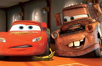 Pré-bande-annonce de Cars 2