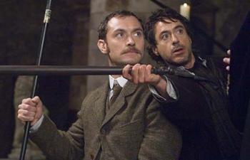 Sorties DVD : Sherlock Holmes