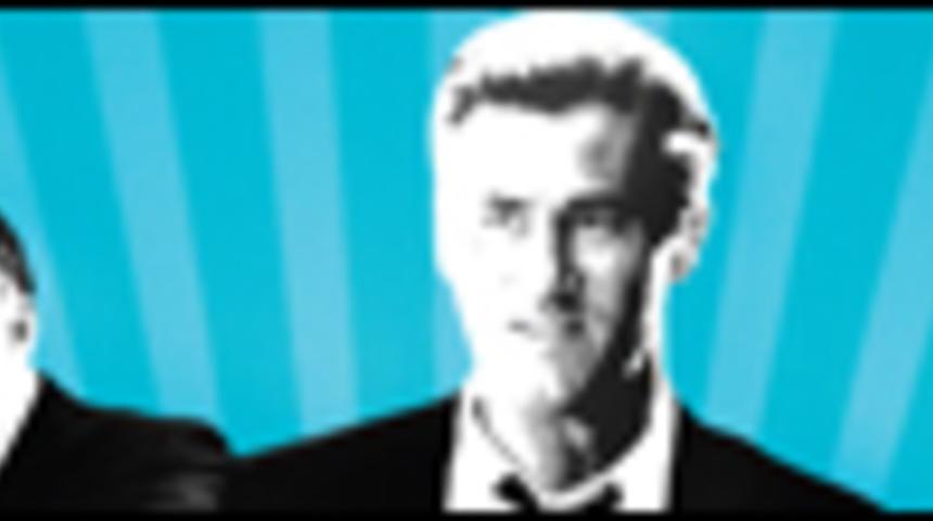 Affiche officielle de la comédie Les doigts croches