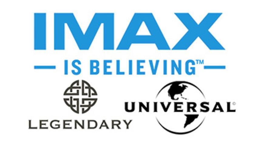IMAX, Legendary et Universal prolongent leur association pour 15 autres films