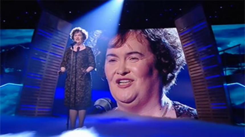 Un film sur Susan Boyle en développement