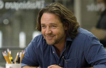Russell Crowe pourrait réaliser The Water Diviner