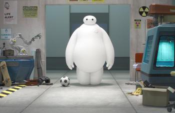 Big Hero 6 est le film d'animation le plus rentable de l'année 2014