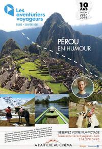 Les aventuriers voyageurs - Pérou