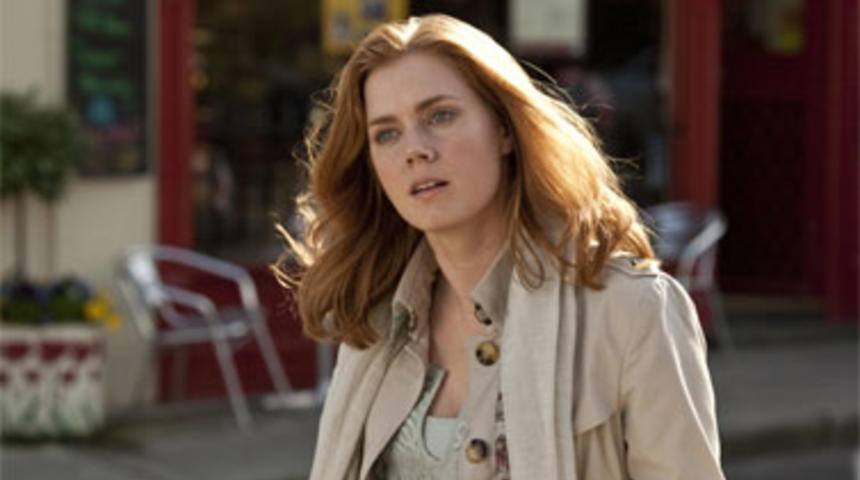 Amy Adams sera Lois Lane