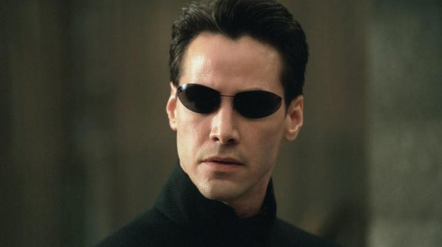 Keanu Reeves dans un film de science-fiction