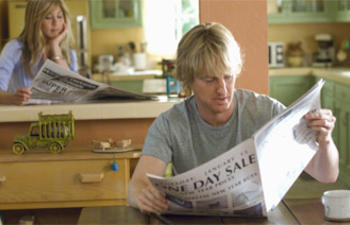 Owen Wilson se joint à You Are Here