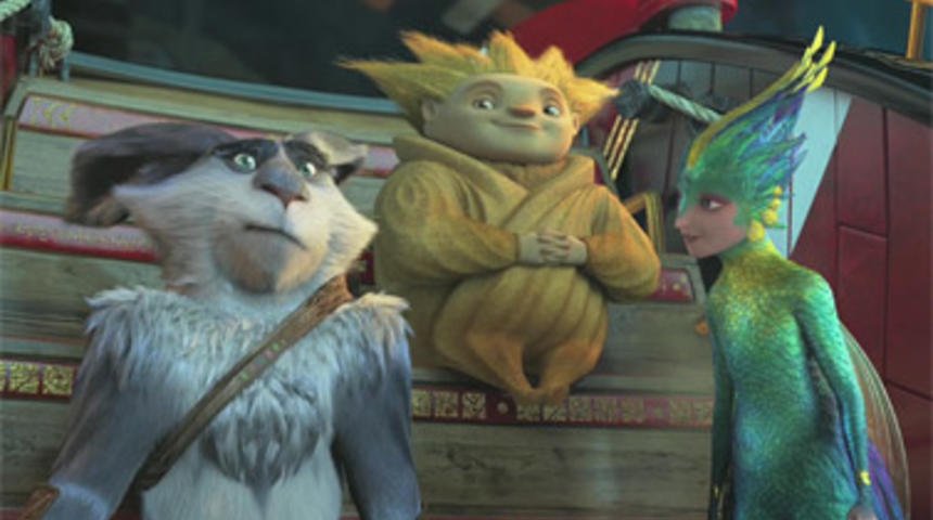 Bande-annonce de Rise of the Guardians