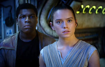 Box-office nord-américain : Encore 88,3 millions $ de plus pour Star Wars: The Force Awakens